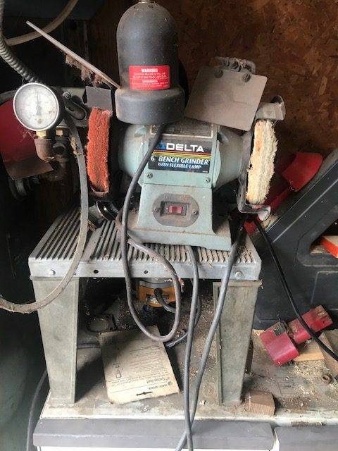 bench grinder accidents. terms \u0026 conditions: cash, credit cards or approved checks. a 3% surcharge will be charged on all card purchases. not responsible for accidents, bench grinder accidents