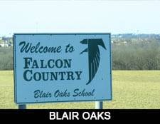 Blair Oaks